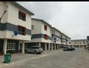 6 bedroom Terraced Duplex House for sale Chevron drive chevron Lekki Lagos