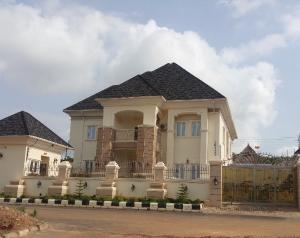5 bedroom Detached Duplex House for sale Efab estate Gwarinpa Abuja