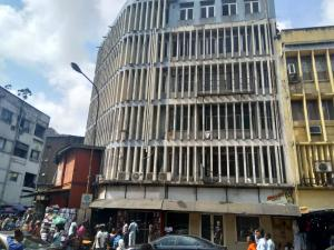 10 bedroom Plaza/Mall Commercial Property for sale Broad Street Marina Lagos Island Lagos