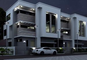 4 bedroom House for sale Turnbull road, Ikoyi, Lagos Gerard road Ikoyi Lagos - 0