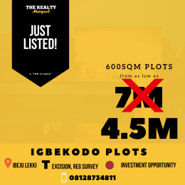 Mixed   Use Land Land for sale Ibeju Lekki Expressway  Iberekodo Ibeju-Lekki Lagos