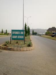Residential Land Land for sale Diplomatic drive  Katampe Ext Abuja