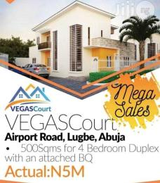 Land for sale Opposite River Park Estate Lugbe Abuja
