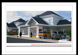 Residential Land Land for sale Airport Road Lugbe Abuja - 2