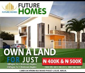 3 bedroom Detached Duplex House for sale Kuchiaku Kuje Abuja