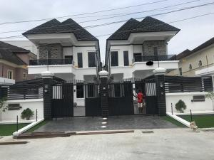 5 bedroom Detached Duplex House for sale chevy view estate lekki chevron Lekki Lagos