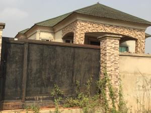 5 bedroom Massionette House for sale OLUWAKEMI Street, Denro. Berger Ojodu Lagos