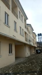 5 bedroom Terraced Duplex House for rent Oral Estate by chevron tollgate Oral Estate Lekki Lagos