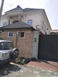 5 bedroom Detached Duplex House for rent Abule Egba Abule Egba Lagos