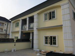 Semi Detached Duplex House for sale OCEAN PALM ESTATE, SANGOTEDO, LEKKI PENINSULA Sangotedo Ajah Lagos