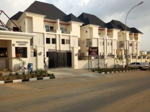 6 bedroom Terraced Duplex House for rent Silos ilo street Guzape Abuja