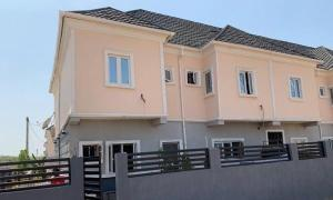 4 bedroom Terraced Duplex House for sale Back Of Citec, By Turkish Hospital Nbora Abuja