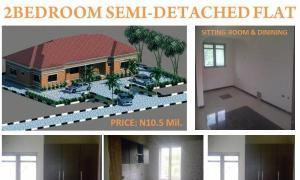 2 bedroom Terraced Bungalow House for sale Omitoro, Off Ijede Road,  Ikorodu Lagos