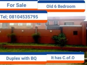 6 bedroom Semi Detached Duplex House for sale Ihama road  Oredo Edo