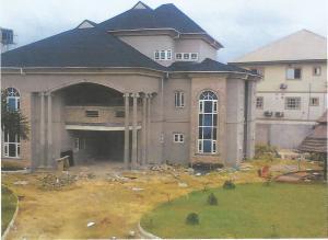 6 bedroom Semi Detached Duplex House for sale Woji Road Old GRA Port Harcourt Rivers