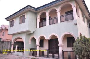 6 bedroom House for sale Court Estate Akpabuyo Cross River