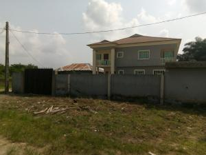 6 bedroom Terraced Duplex House for sale Stacom estate Obafemi Owode Ogun