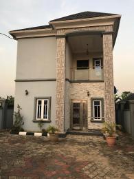 6 bedroom Detached Duplex House for sale NUJ estate via Berger Ojodu Lagos