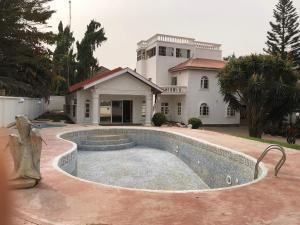 6 bedroom House for rent Beside an embassy Asokoro Abuja