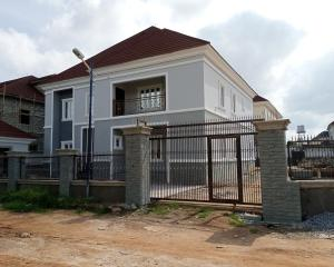 6 bedroom Detached Duplex House for sale Kaura opp Suncity, kukwuaba opp games village and Vascomi Estate Wumba. Galadinmawa Abuja