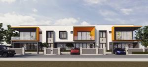 3 bedroom Terraced Duplex House for sale Ilupeju Ilupeju Lagos