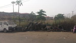 Mixed   Use Land Land for sale Abule Odu, along egbeda road Idimu Egbe/Idimu Lagos