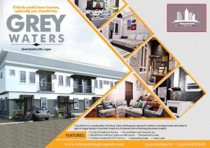 3 bedroom Flat / Apartment for sale LSDPC Asorun Estate Isheri North Ojodu Lagos