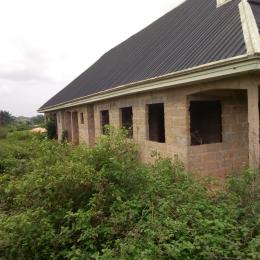 Detached Bungalow House for sale Okhoromi, After Iyekogba housing estate off Airport road  Oredo Edo