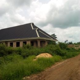 Detached Bungalow House for sale Okhoromi, After Iyekogba housing estate off Airport road  Oredo Edo
