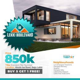 Mixed   Use Land Land for sale Akodo Ise Ibeju-Lekki Lagos