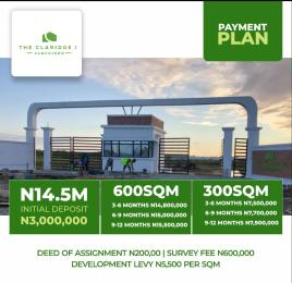 Residential Land Land for sale Behind shoprite,off monastery road sangotedo Monastery road Sangotedo Lagos
