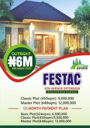 Mixed   Use Land Land for sale 6th avenue Festac Amuwo Odofin Lagos