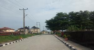 Land for sale Pearl Garden Estate  Monastery road Sangotedo Lagos