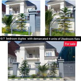 Detached Duplex House for sale Ago Palace Okota Ago palace Okota Lagos