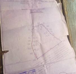 Commercial Land Land for sale along Ibadan/Lagos express way Egbeda Oyo