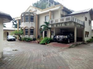 Detached Duplex House for sale no 4 Ruxton Osborne Foreshore Estate Ikoyi Lagos