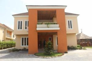 7 bedroom Detached Duplex House for sale Northern foreshore estate, chevron Lekki Lagos