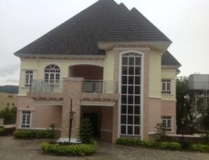 7 bedroom House for sale off ibrahim Babangida road Maitama Phase 1 Abuja