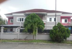 Detached Duplex House for sale eti-osa area  Sangotedo Lagos