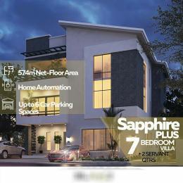 7 bedroom Detached Duplex House for sale Wuye Abuja