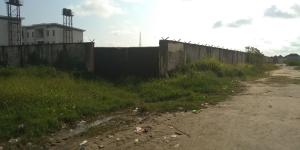 Land for sale Circle mall road by femi okunu estate.  Jakande Lekki Lagos