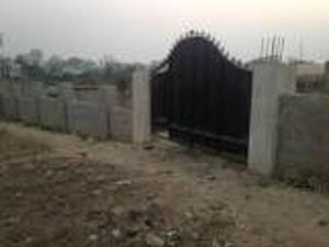 Land for sale adeoni estate,bemil ojodu Berger Ojodu Lagos