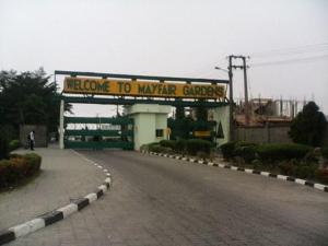 Land for sale Mayfair Gardens Estate, Awoyaya along Lekki-Epe Expressway Ibeju-Lekki Lagos - 6