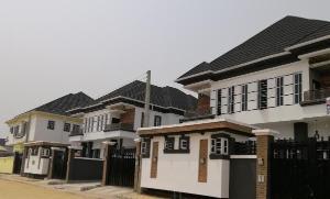 5 bedroom Semi Detached Duplex House for sale Baruwa St,  Ologolo Lekki Lagos