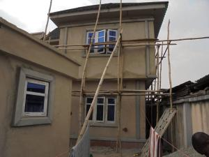 Detached Duplex House for sale Off Abina Street  Randle Avenue Surulere Lagos