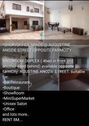 8 bedroom House for rent FarmCity  Lekki Phase 1 Lekki Lagos