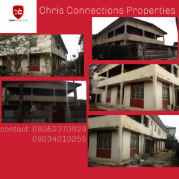 4 bedroom Hotel/Guest House Commercial Property for sale 45 Fadu Avenue Orilowo Ejigbo Lagos