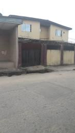 1 bedroom mini flat  Blocks of Flats House for sale Haruna street off college road Ifako-ogba Ogba Lagos