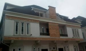 4 bedroom Semi Detached Duplex House for sale Immediately After Lekki 2nd (Chevron) Toll Gate, Lekki, Lagos Oral Estate Lekki Lagos