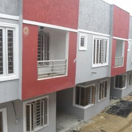 4 bedroom Terraced Duplex House for sale Orchid road,lafiaji Ikota Lekki Lagos